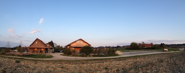 Hafnersholt im Panoramablick