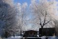 Hafnersholt im tiefen Winter