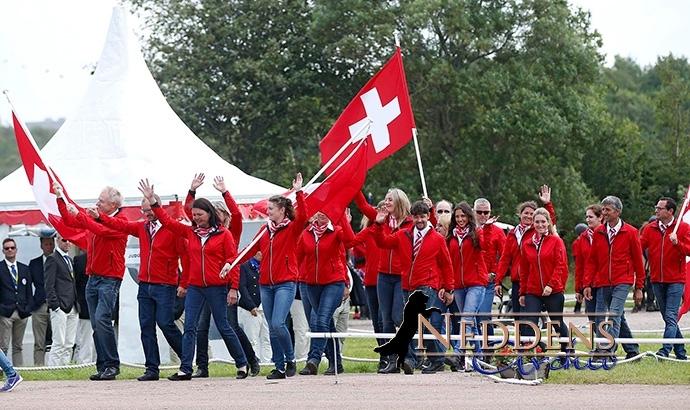 Eröffnungsfeier WM Dänemark