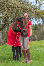 Heljar und Silvia-ausgestattet von Sportfreund Studios und Mountain Horse